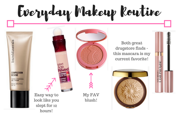 6f3aad066fa8db 5 Minute Everyday Makeup Routine - Helen Loves