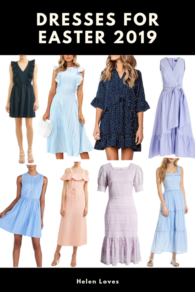 Sharing the cutest dresses you can still get for Easter! Click through for my top picks from places like Nordstrom and even Walmart! // Helen Loves