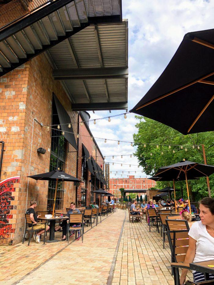 Goodfella's Patio, Lexington Kentucky