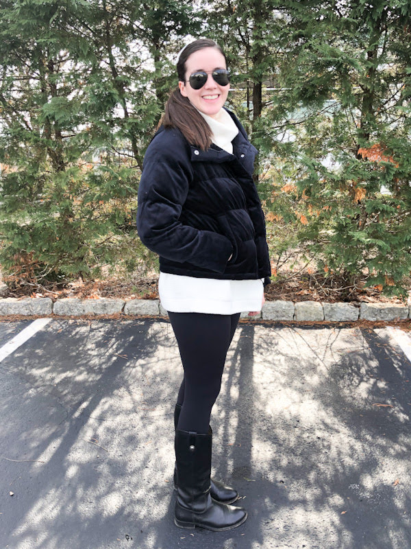 A Cozy Winter Jacket From Abercrombie